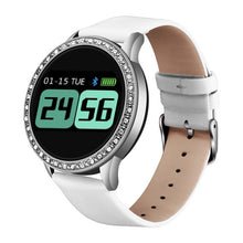 Load image into Gallery viewer, LIGE New Waterproof Smart Watch Men Women Heart Rate Blood Pressure Health Monitor Pedometer Sport Smartwatch Replaceable strap
