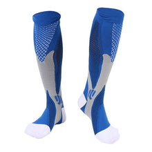 Load image into Gallery viewer, Leg Support Stretch Compression Socks For Men Women Sports Running Athletic Medical Pregnancy Travel Football School Team Sock