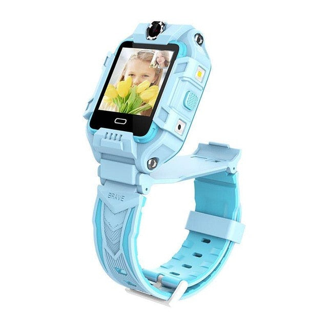 Torntisc 2020 New TZ6 4G global Version Kids Smart Watch dual camera HD video call record gps wifi smartwatch kids