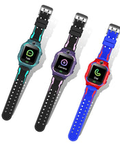 Load image into Gallery viewer, S19 Kids SmartWatch LBS Tracker Waterproof SOS Call For Children Anti Lost Monitor Baby Wristwatch  Smart Watch For Boy Girls