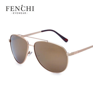 2019 new fashion metallic sunglasses outdoor personality sunglasses