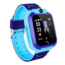 Load image into Gallery viewer, 2020 Kids Horloges Sos Gps/Lbs Locatie Multifunctionele Smart Watch Waterdichte Smartwatch Voor Kids Voor Ios Android Kids Smart