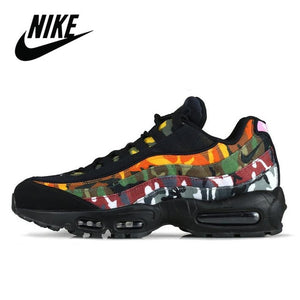 Cav Empt x Nike Air Max 95 White C.E Essential Original Running Shoes for Men Outdoor Sports Jogging Comfortable Women Sneaker