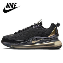 Load image into Gallery viewer, Authentic Original Nike Air Max 720 818 Black Men's Running Shoes AirMax 720 Men Sneakers CU3013-070