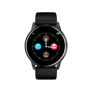 LIGE 2020 New Full Touch Smart Watch Women men Waterproof Sport for Android/iPhone Call information smartwatch for woman mens