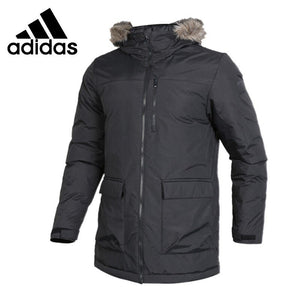 Original New Arrival 2018 Adidas Men's Down coat Hiking Down Sportswear Jacket