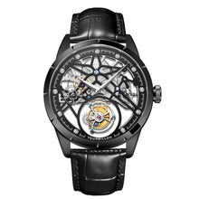Load image into Gallery viewer, 2020 New Model GIV Original Tourbillon men watch top brand luxury double Skeleton Sapphire man clock Relogio Masculino