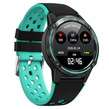 Load image into Gallery viewer, M6C GPS Smart Watch Smartwatch Women Men 2020 with Compass Barometer Outdoor Sport Fitness Tracker Heart Rate Smart Watch GPS