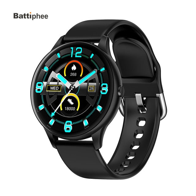 K21 Thermometer Smart Watch Body Temperature Monitor Men Women Fitness Tracker Band Blood Pressure Monitor Bluetooth Smartwatch