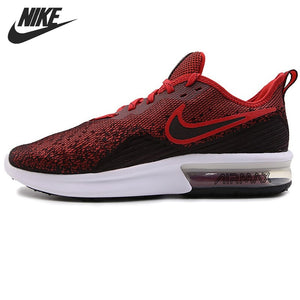 Original New Arrival  NIKE AIR MAX SEQUENT 4 Men's Running Shoes Sneakers