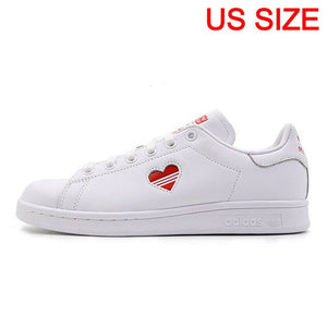 Original New Arrival Adidas Originals STAN SMITH W Women's Skateboarding Shoes Sneakers