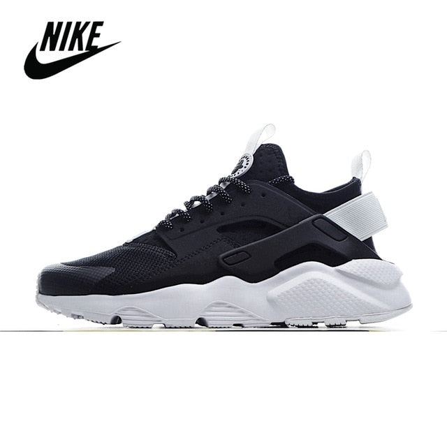 Nike Air Huarache Run Ultra 4th Generation Air Cushion Breathable Mesh Men's Running Shoes Size 40-45 819685-002