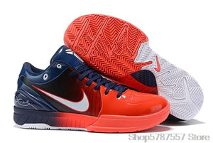 Original Nike  Kobe 4  Men's Basketball Shoes 2020New Breathable and comfortable Sneakers