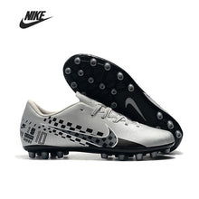 Load image into Gallery viewer, Original Men Nike Superfly 7 Elite SE AG Soccer Men Shoes Ankle Professional Football Boots Outdoor Grass Cleats Football Shoes