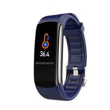 Load image into Gallery viewer, NEW Kids Smart Watch Children Body Temperature Measure Smartwatch Baby Wristband Girls Boys Bluetooth Android IOS Fitness Clock