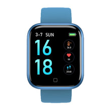 Load image into Gallery viewer, Lism T80S Body Temperature Women Man Smart Watch 2020 Sport Waterproof Smartwatch Heart Rate Fitness Tracker For android
