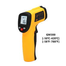 Load image into Gallery viewer, Infrared Thermometer (Not for Human) Temperature Gun Non-Contact Digital  Pyrometer Laser Thermometer-58℉ to 716℉ (-50 to 380℃)