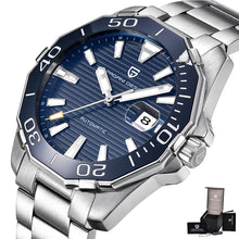 Load image into Gallery viewer, PAGANI DESIGN PD1617 Automatic Watch Men Mechanical Mens Watches 100M Waterproof Diving Male Clock Full Stainless Steel Relogio