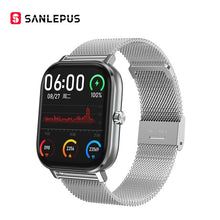 Load image into Gallery viewer, SANLEPUS ECG Smart Watch Bluetooth Call 2020 NEW Men Women Waterproof Smartwatch Heart Rate Monitor For Android GTS Apple Phone