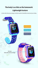 Load image into Gallery viewer, Kids Multi Function LBS Call Smart Watch With Camera Flashlight  IP67 Waterproof Smartwatch Children Gift For IOS Android