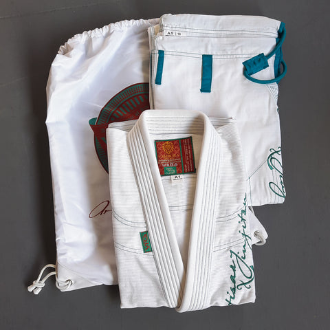 Artisan XX Jiujitsu White Ultra Light Competition Gi