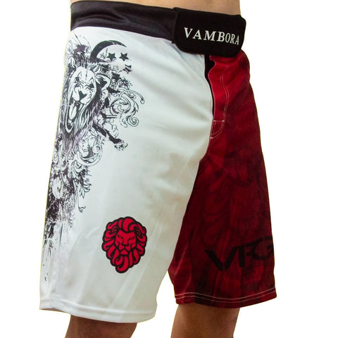 Merlion Series MMA / No Gi Fight Shorts