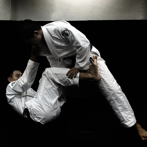 The Rookie (White) BJJ Gi - Classic Issue IBJJF and UAEJJF Compliant Gi