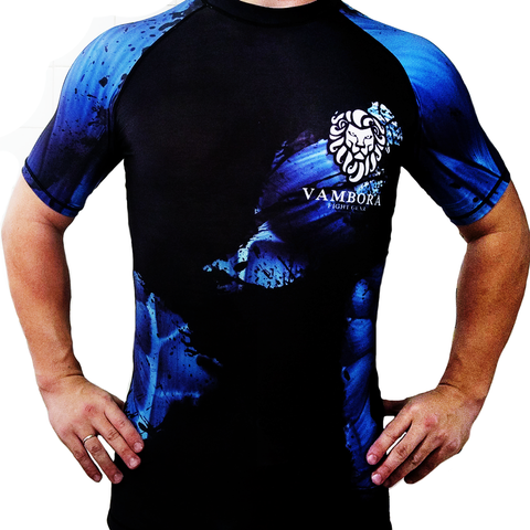 Beast Mode Ultimate Compression Rash Guard