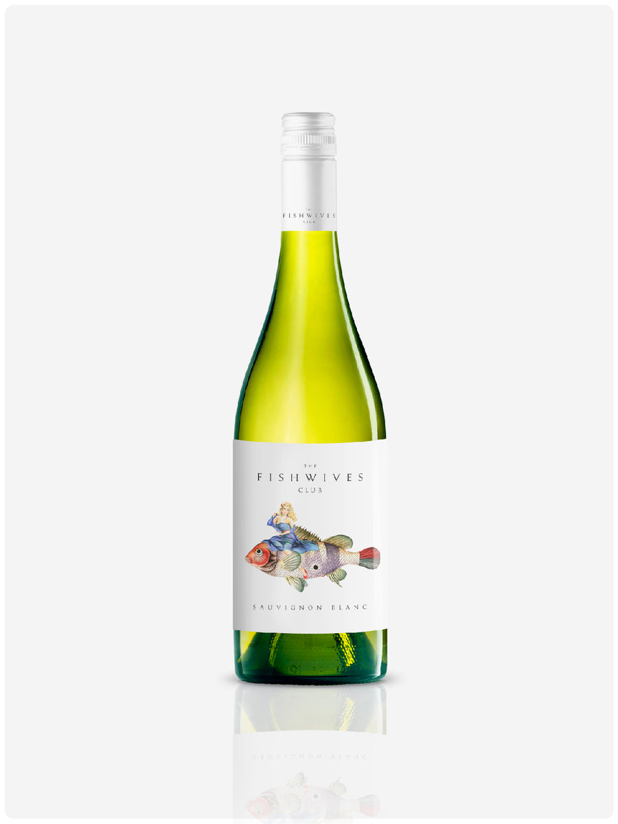 The Sexy Sauvignon Blanc. Set of 6 for the Weekend.