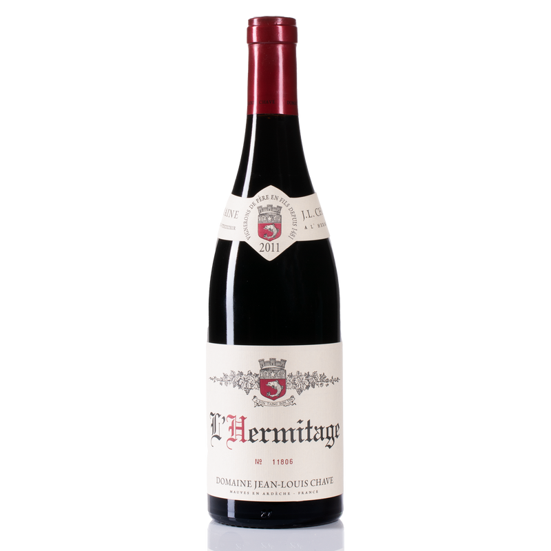 D. JEAN LOUIS CHAVE Hermitage Rouge 2011
