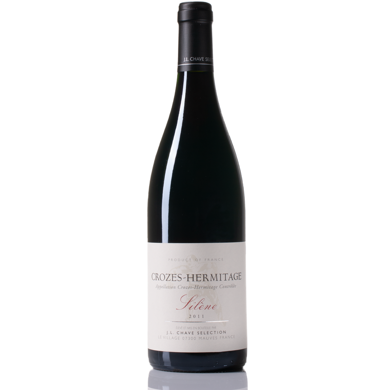 J.L. CHAVE SELECTION Crozes Hermitage Silene Rouge 2011