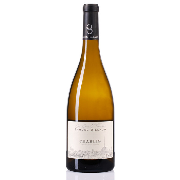 SAMUEL BILLAUD Chablis Les Grands Terroir 2018