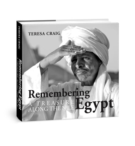 Remembering Egypt by Teresa Craig-book