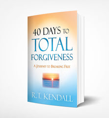 40 days to total forgiveness, R.T. Kendall - book