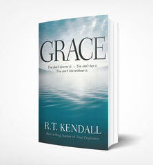 Grace by R.T. Kendall - book