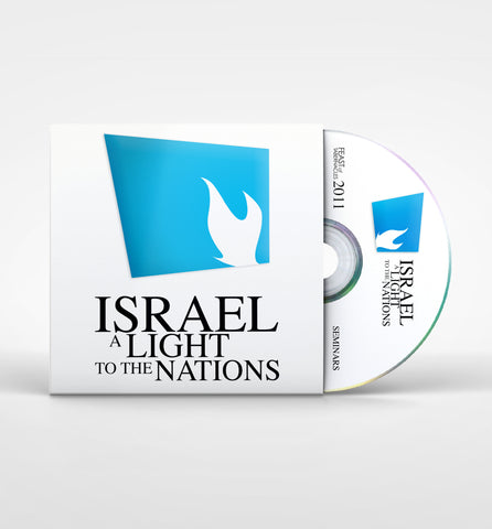 David Pawson 2011 Israel, a Light to the Nations - Gentiles: Light to the Jews Seminar DVD