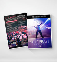 2012 Feast Highlights The Spirit of Grace and Supplication DVD