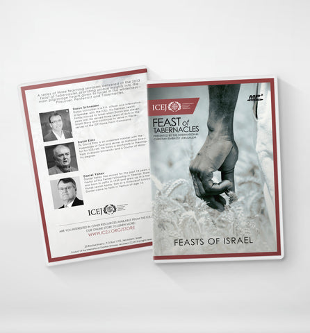 Feasts of Israel Series 1-3 Audio mp3