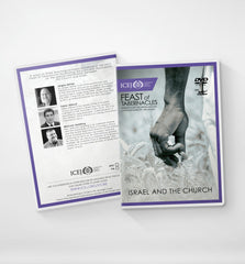 Israel and the Church Series 1-3 DVD
