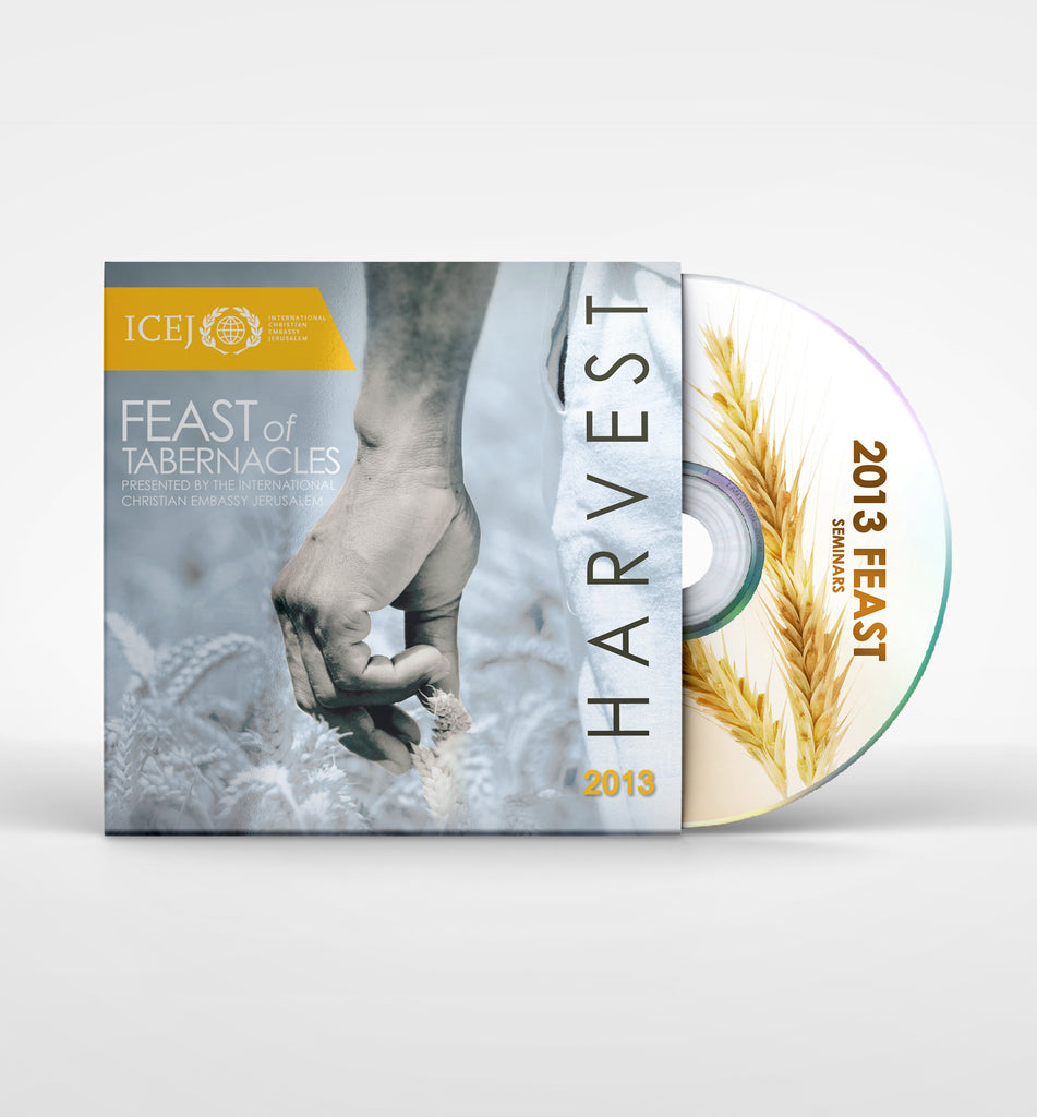 Billy Wilson 2013 The Harvest Seminar DVD