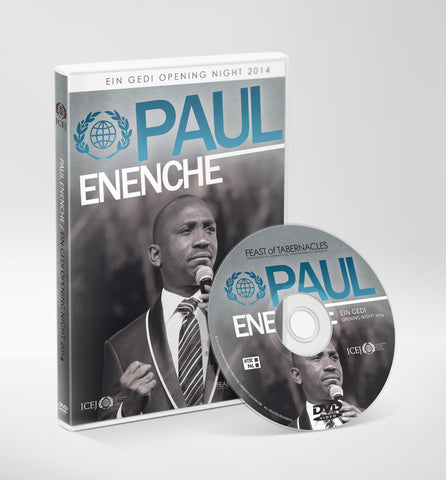 2014 Ein Gedi Celebration - Paul Enenche DVD