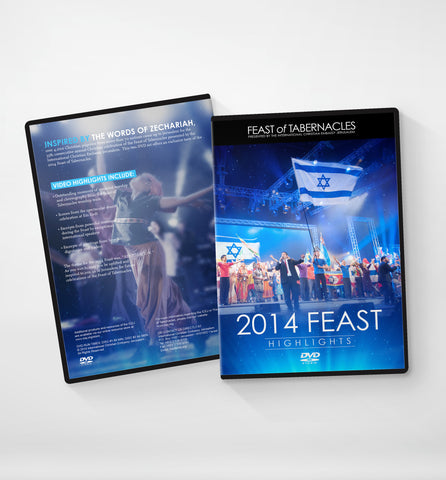 2014 Feast Highlights Restoration - 2 Discs- DVD