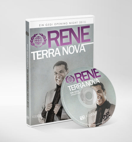 2015 Ein Gedi Celebration - Rene Terra Nova DVD