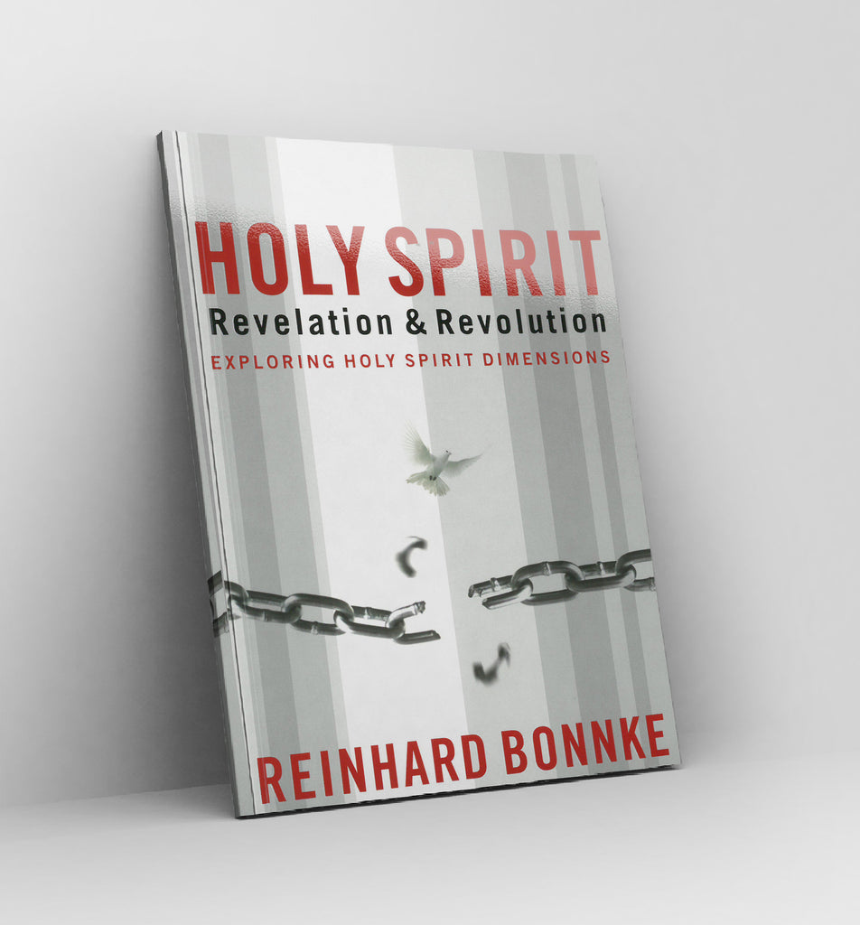 Holy Spirit, Revelation& Revolution - Reinhard Bonnke - Book