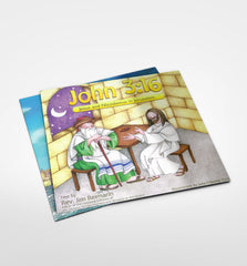 Bible stories about Jesus in booklets for children - book