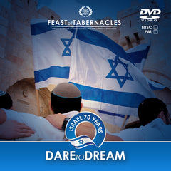 2018 David Parsons, Israel at 70:are the Jews past Judgment? - DVD