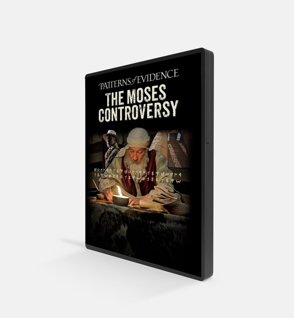 The Patterns of Evidence: The Moses controversy - DVD