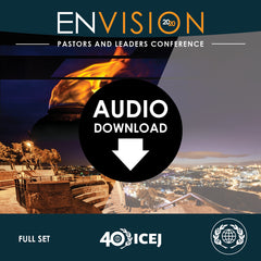 2020 ENVISION Conference Full set Audio Download - audio download