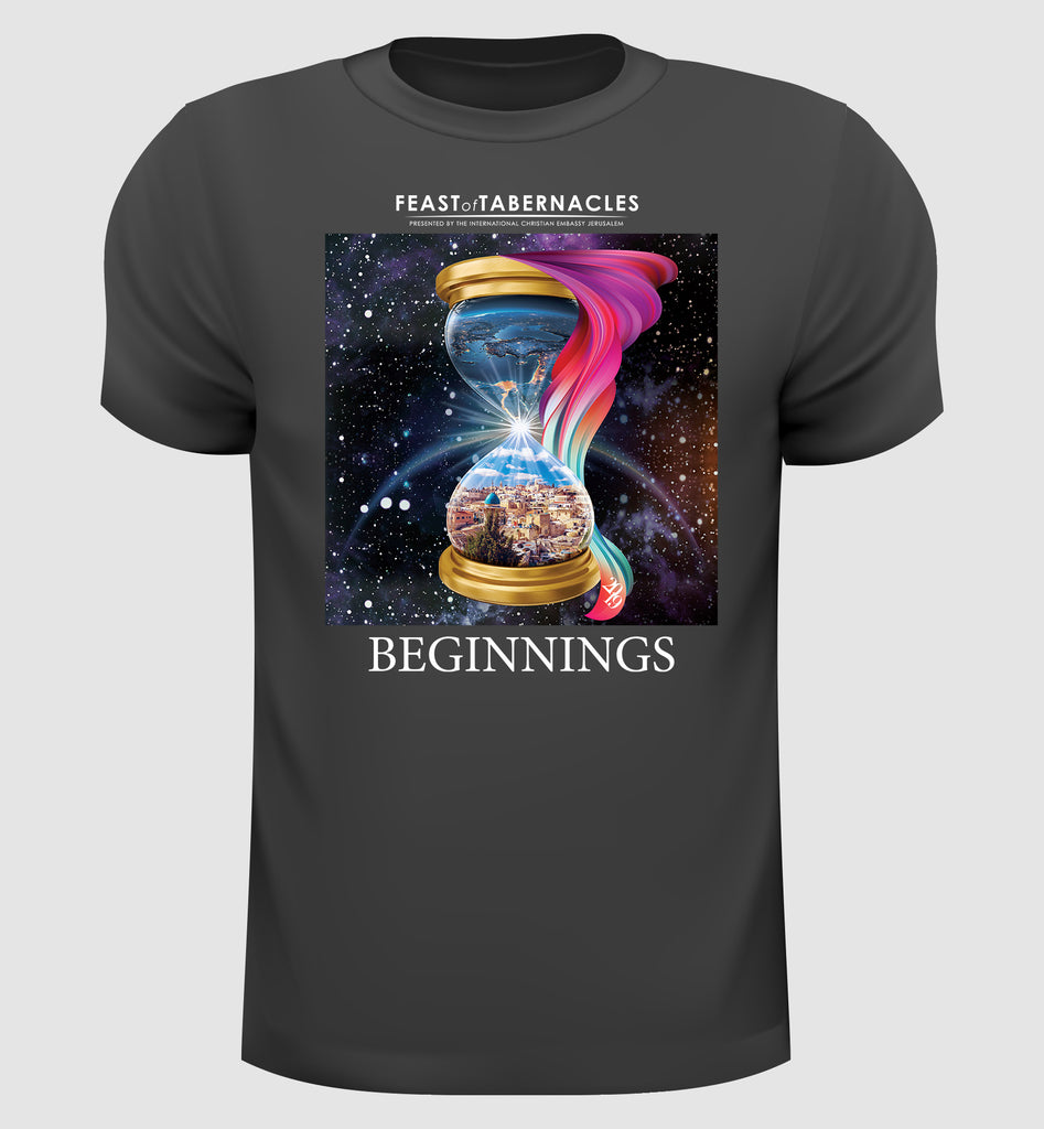 2019 Feast T shirt Beginnings - T-shirts