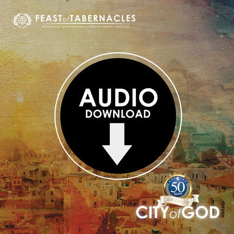Anarina Heymann City of David 2017 Audio Download